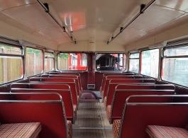 Double deck bus for weddings in Wolverhampton